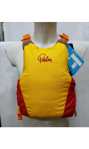 Palm Dragon PFD Yellow/Red