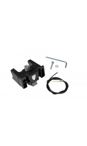 Ortlieb Handlebar Mounting Set (Without Lock)