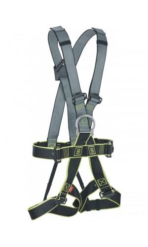 Edelrid Radialis Comp Junior Harness Night/Oasis Vario