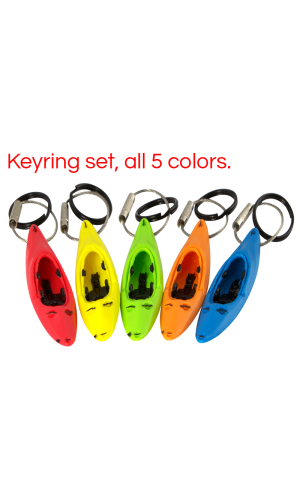 Hobkey Playboat Keychain