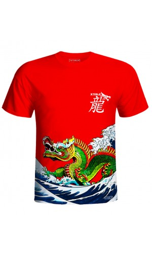 XSNA RASTOR DRAGON T-SHIRT