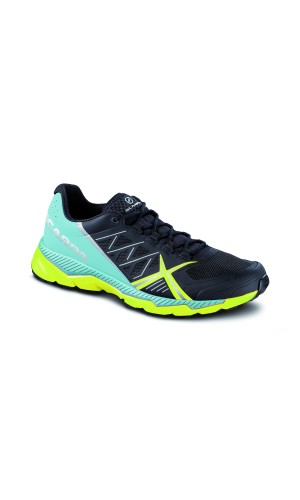 Scarpa Spin RS 8 Blue Bay - Spring Green