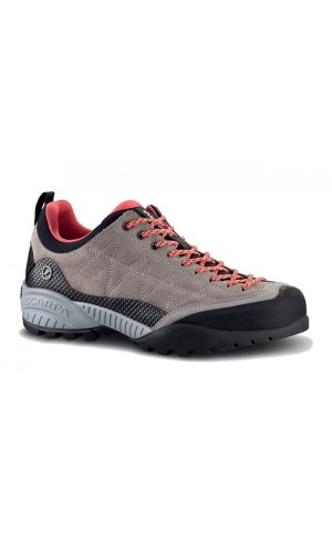 Scarpa Zen Pro WMN Taupe Coral Red
