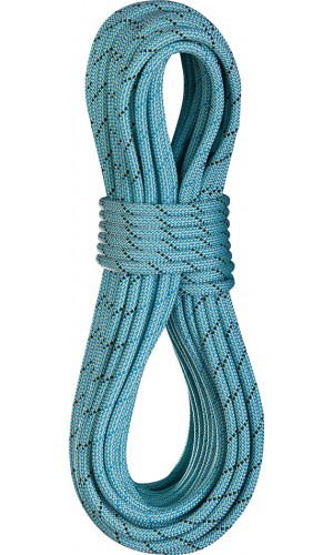 Edelrid Anniversary 9.7mm 70M Coil Icemint + Caddy Rope Bag