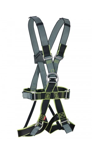 Edelrid Radialis Click Junior Harness Night/Oasis Vario
