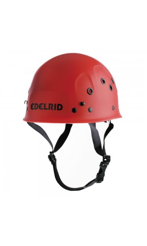 EDELRID ULTRALIGHT JUNIOR HELMET RED