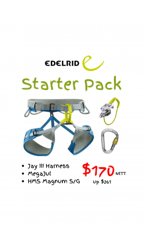 Edelrid Jay III Starter Pack