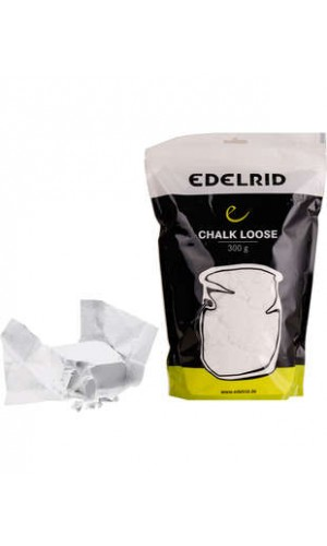 EDELRID LOOSE CHALK 300G SNOW