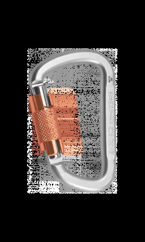 Rock Empire Steel Keylock Twist Carabiner