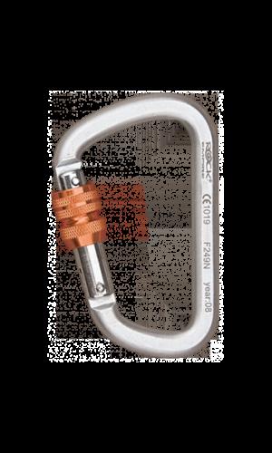 Rock Empire Steel Screw DS Carabiner