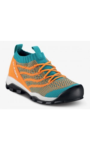 Scarpa Gecko Air Kid Baltic Blue Orange
