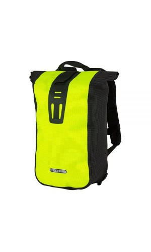 Ortlieb Velocity High Visibility Neon Yellow Black