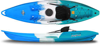Fast and fun for two, the Feelfree Gemini is a excellent performing tandem kayak whether you are out for a day exploring, snorkeling, fishing or just having fun with the family. With an extra long hull design, this kayak can easily hold two paddlers plus has space for a child or pet in the center. After a long day on the water, the Gemini is easy to tote around using our proven Wheel in the Keel. This kayak is a great investment towards getting the family out on the water.